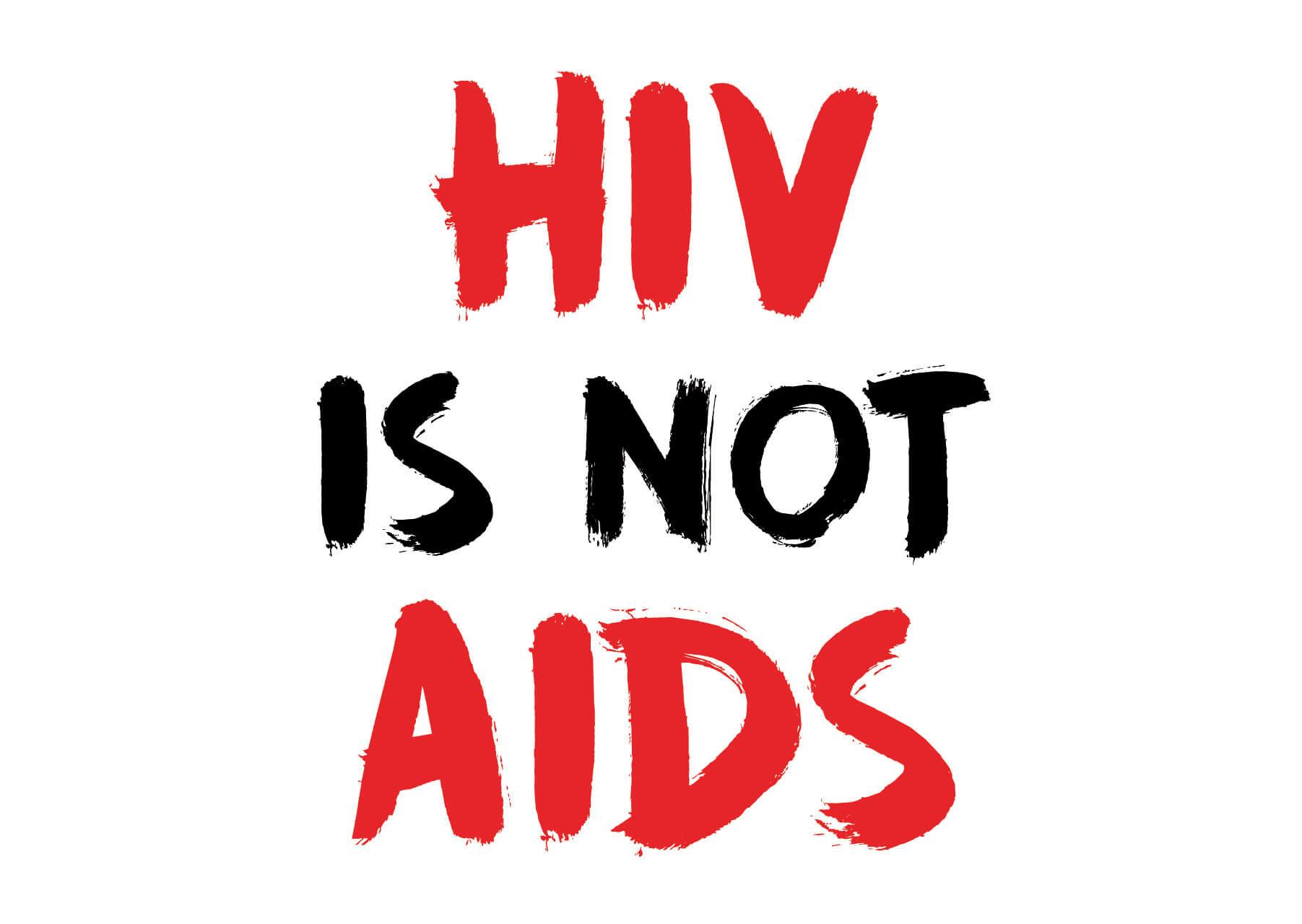 HIV is not AIDS