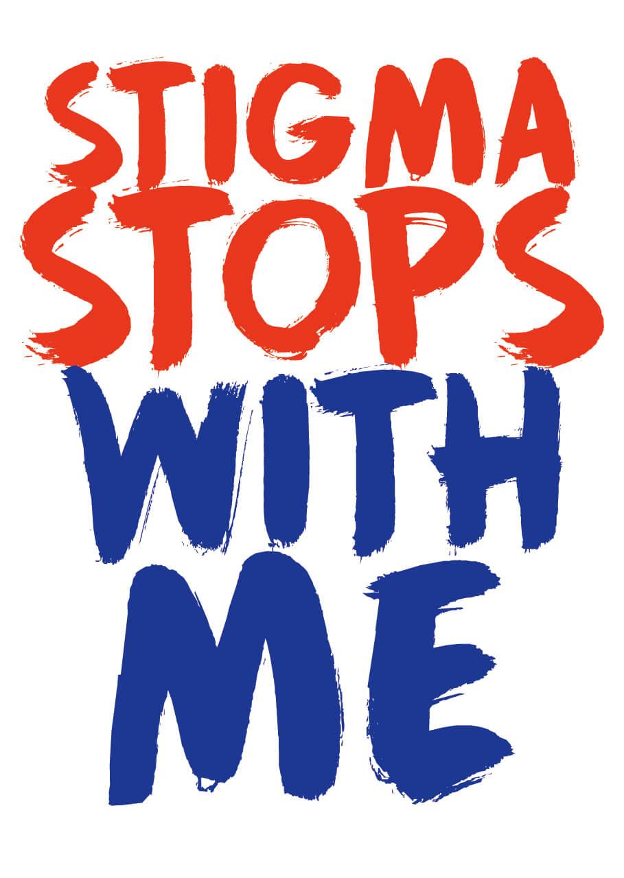 Stigma stops with me